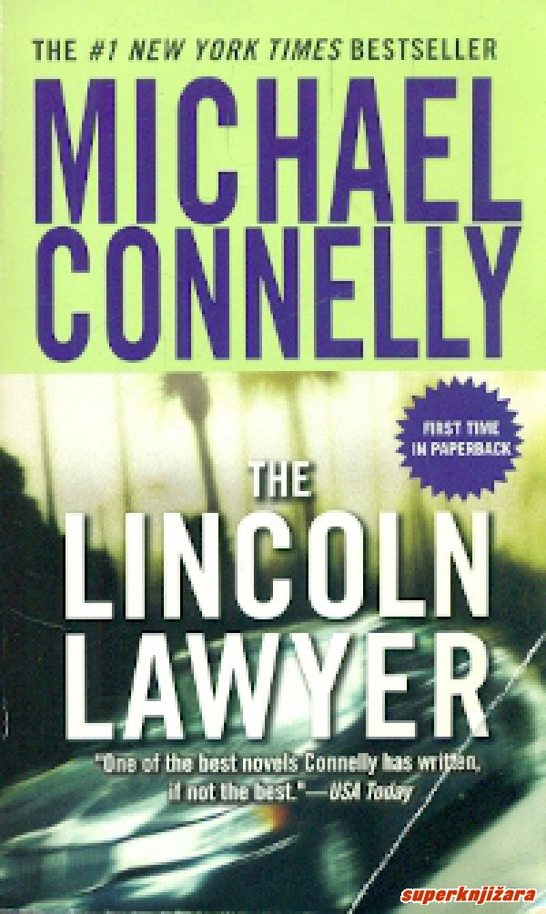 THE LINCOLN LAWYER (eng.)-0
