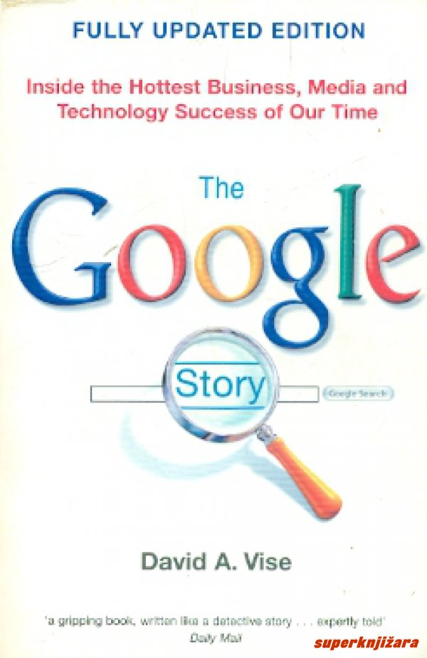 THE GOOGLE STORY (eng.)-0