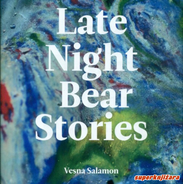 LATE NIGHT BEAR STORIES (colored cover) (eng.)-0