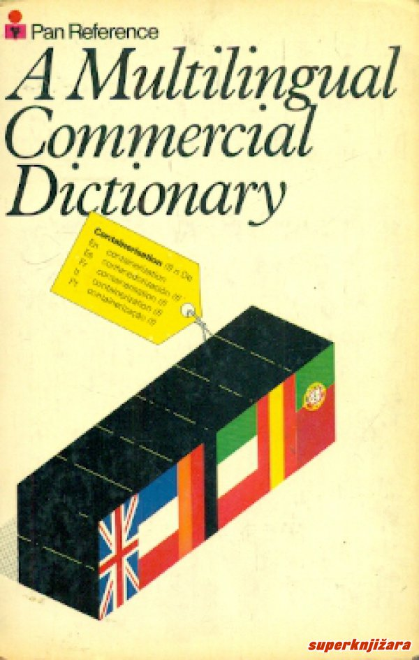 A MULTILINGUAL COMMERCIAL DICTIONARY-0