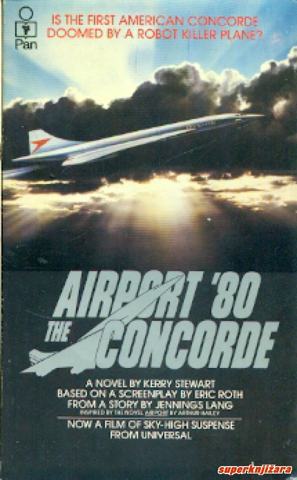 AIRPORT 80 - THE CONCORDE (eng.)-0