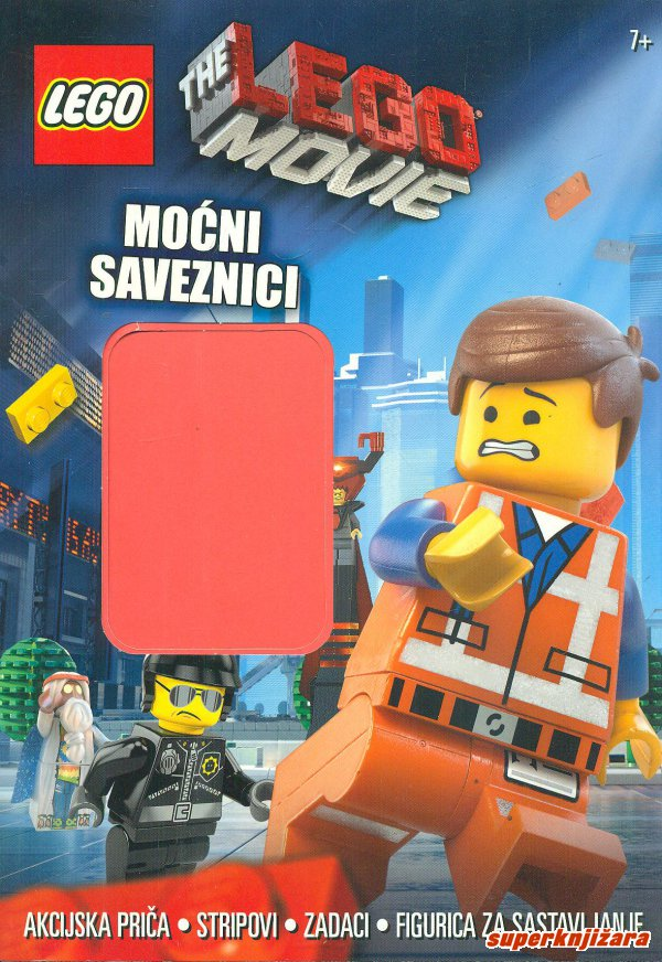 THE LEGO MOVIE - MOĆNI SAVEZNICI-0