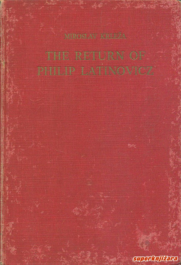 THE RETURN OF PHILIP LATINOVICZ (eng.)-0