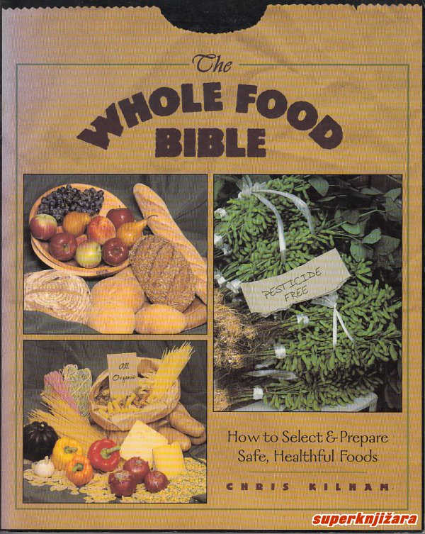 THE WHOLE FOOD BIBLE (engl.)-0