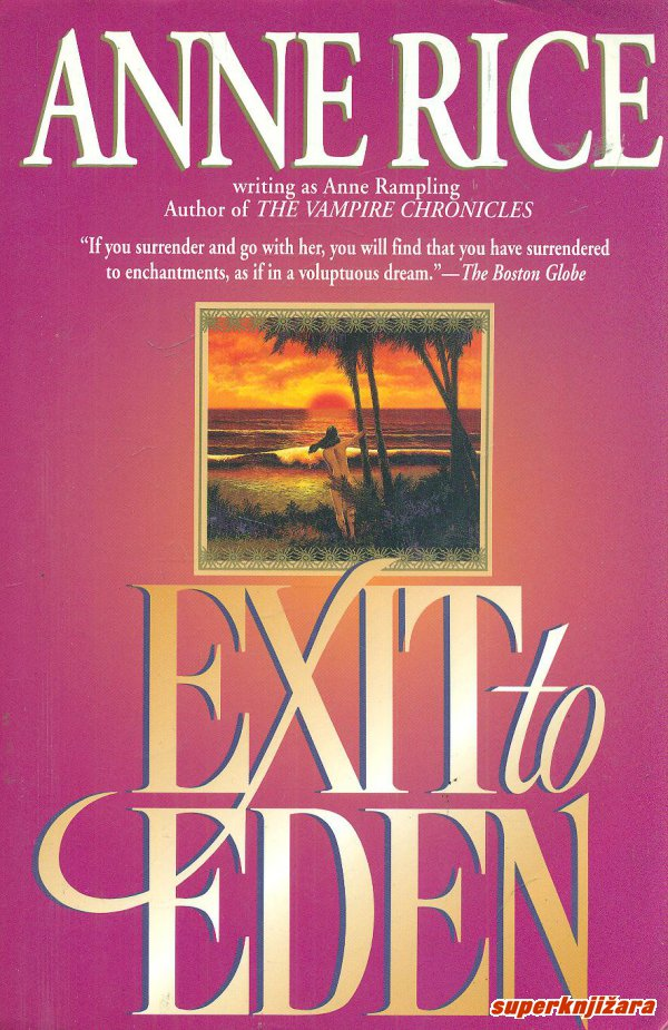 EXIT TO EDEN (eng.)-0