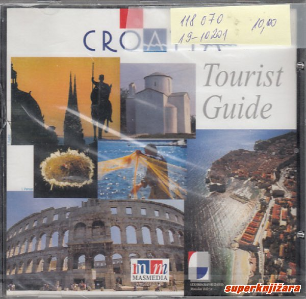 CROATIA: CD - TOURIST GUIDE-0