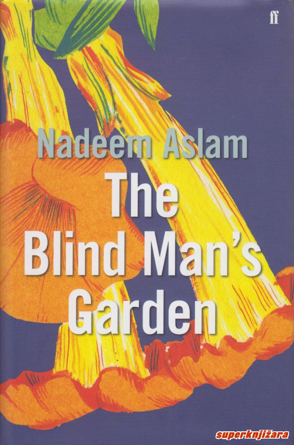 THE BLIND MANS GARDEN (eng.)-0