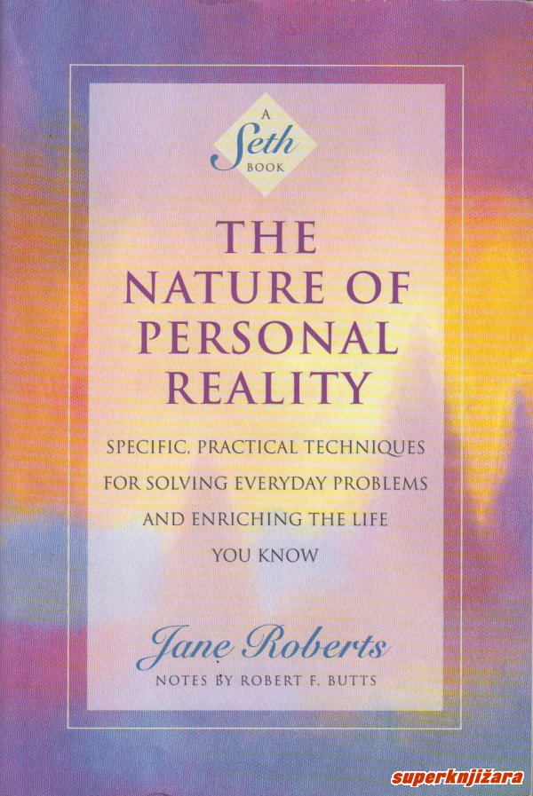 A SETH BOOK: THE NATURE OF PERSONAL REALITY (eng.)-0