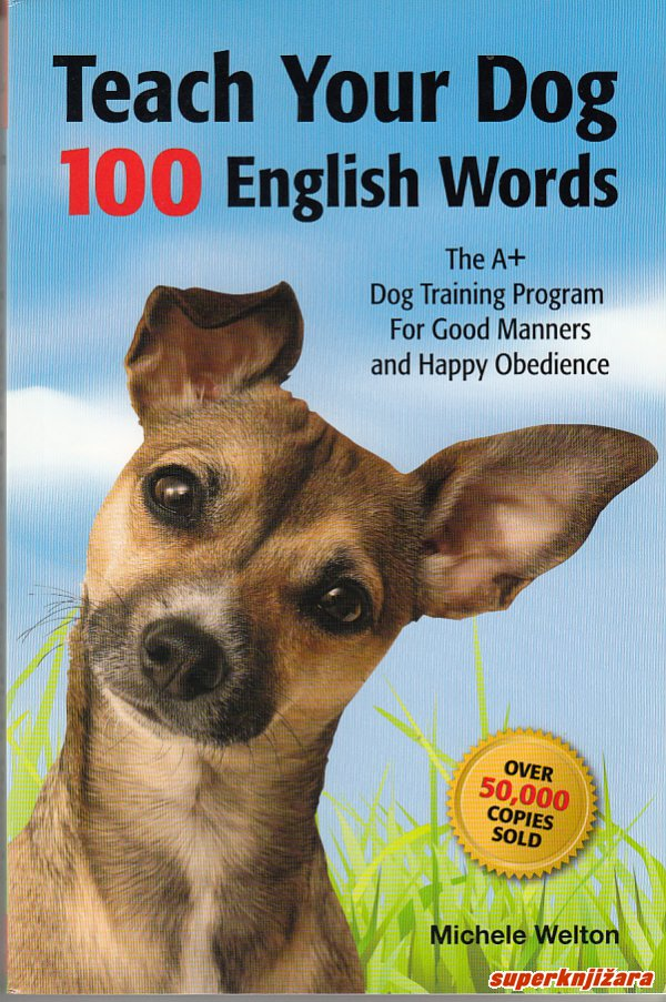 TEACH YOUR DOG 100 ENGLISH WORDS (eng.)-0