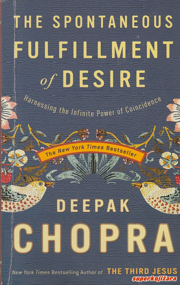 THE SPONTANEOUS FULFILLMENT OF DESIRE (eng.)-0