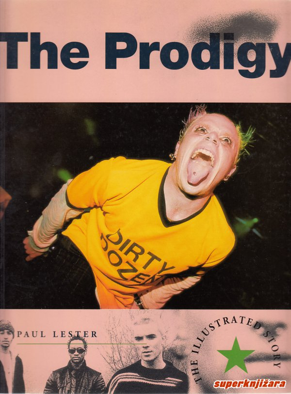THE PRODIGY - THE ILLUSTRATED STORY (eng.)-0