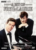 A BIT OF FRY & LAURIE - THE COMPLETE COLLECTION (5 DISC SET)-0