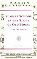 SUMMER SCHOOL IN THE STUDY OF OLD BOOKS-0