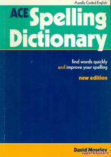 ACE SPELLING DICTIONARY - FIND WORDS QUICKLY AND IMPROVE YOUR SPELLING-0