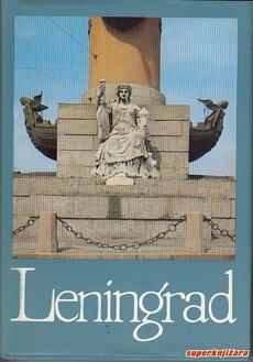LENINGRAD - Art and Architecture (engl.)-0