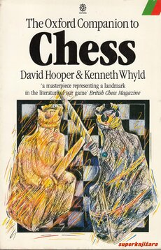 THE OXFORD COMPANION TO CHESS (eng.)-0