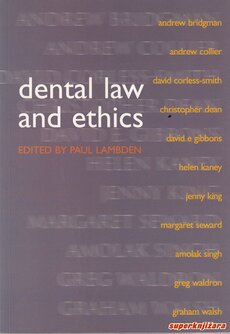 DENTAL LAW AND ETHICS (eng.)-0