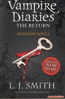 VAMPIRE DIARIES - SHADOW SOULS (eng.)-0