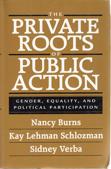 THE PRIVATE ROOTS OF PUBLIC ACTION - Gender, Equality, and Political Participation-0